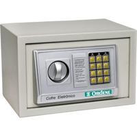 Cofre Eletrônico- Off White- 20X31X20Cmordene