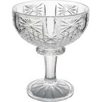 Conjunto De 6 Taças De Cristal Para Sobremesa Princess 260Ml