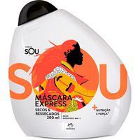 Máscara Express Secos E Ressecados Sou - 200Ml