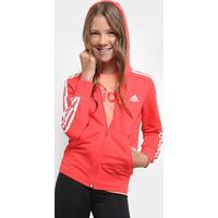 Jaqueta Infantil Adidas Yg 3S Fz Hd Feminina - Feminino