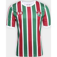 Camisa Fluminense I 17/18 Jogador Under Armour Masculina - Masculino