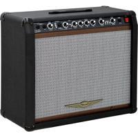 Cubo Amplificador Para Guitarra Oneal Ocg1501 220W Preto 127/220V