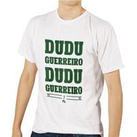 Camiseta Palmeiras Dudu Guerreiro Masculina - Masculino
