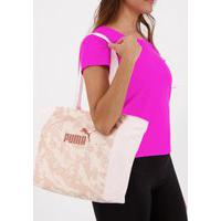 Bolsa Puma Wmn Core Up Large Rosa