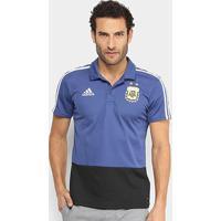 Camisa Polo Argentina Adidas Masculina - Masculino