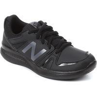 Tênis Infantil New Balance Kj570 Masculino - Masculino-Preto