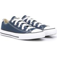 Converse Kids Tênis Cano Baixo - Azul