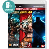 Jogo 2K Essentials Collection - Bioshock, Borderlands E Xcom Enemy Unknown - Para Playstation 3 (Ps3)