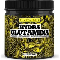 Hydra Glutamina - 300G - Iridium Labs - Unissex