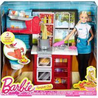 Barbie Chef Das Massas Mattel Ref-Dmc36