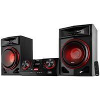 Mini System Philco Bluetooth, Ex Bass, Mp3, Entrada Auxiliar, Rádio Fm, 1900W Rms, Bivolt, Preto - Phs1900Bt