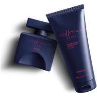 Combo Coffee Sense Man: Desodorante Colônia, 100 Ml + Shower Gel 2 Em 1, 200 G