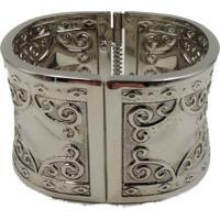 Bracelete Turpin Boho Prata Velha