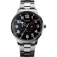 Relógio Tierxda Analógico 5272G Prata