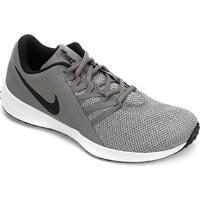 Tênis Nike Varsity Compete Trainer Masculino - Masculino-Cinza+Preto