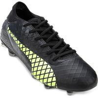 cd455b0383 Netshoes; Chuteira Campo Puma Future 18.4 Fg Bdp - Unissex