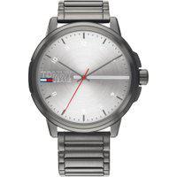Relógio Tommy Jeans Masculino Aço Cinza - 1791679