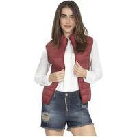 Colete Pu Feminino Vermelho Polo Wear 76908 Vermelho