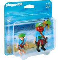 Playmobil Temas - Piratas - 5164 Playmobil Temas - Piratas - 5513 - Unissex-Incolor