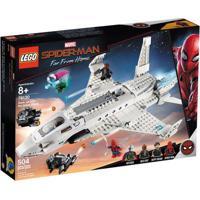 Lego Super Heroes - Disney - Marvel - Spider-Man - Longe De Casa - Ataque Ao Avião Stark - 76130