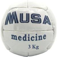 Medicine Ball De 3 Kg Musa - Unissex