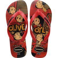 Chinelo Infantil Olívia Palito Havaianas 2090