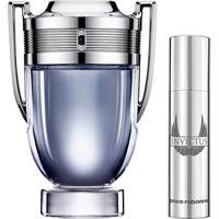 Kit Perfume Masculino Invictus Xmas Collector Paco Rabanne Edt 100Ml + Miniatura 10Ml - Masculino-Incolor