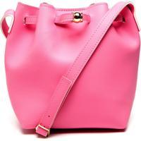 Bolsa Saco Fiveblu Pequena Rosa