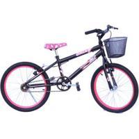 Bicicleta Aro 20 Onix Rebaixada - Unissex