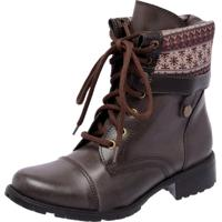 Bota Mega Boots 3007 Marrom