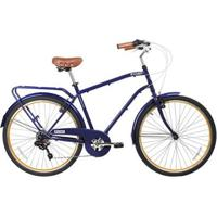Bicicleta Gama City Commuter Aro 26 Chic - Unissex