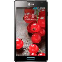 "Smartphone Lg Optimus L7 Ii P714 - Preto - 4Gb - 8Mp - 3G - Wi-Fi - Tela 4.3"" - Android 4.1"