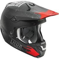 Capacete Para Motocross Thor Verge Object - Unissex