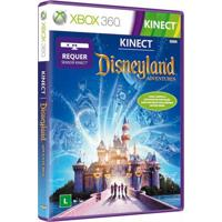 Jogo Kinect: Disneyland Adventures Para Xbox 360 (X360) - Microsoft Studios