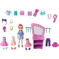 Polly Pocket Estúdio Fabuloso - Mattel - Kanui