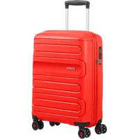Mala De Viagem Sunside- Vermelha & Preta- 55,1X40,2Xsamsonite
