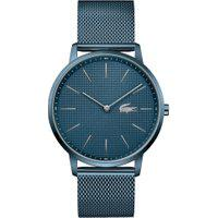 Relógio Lacoste Masculino Aço Azul - 2011057
