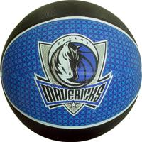 Bola De Basquete Mavericks Oficial 73-6547-100 - Spalding