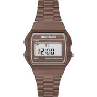 Relógio Mormaii Vintage Mojh02Bj/8M Masculino - Masculino-Marrom