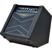 Amplificador Para Contrabaixo Oneal Ocb308X 1 Af 8Pol 40W Preto