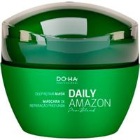 Do.Ha Daily Amazon - Máscara De Tratamento 200Ml - Unissex-Incolor