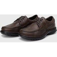 Sapato Em Couro Hayabusa Support 260 Café
