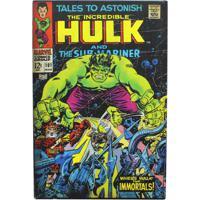 Cofre Livro Hulk - Zona Criativa