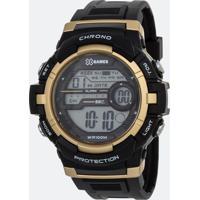Relógio Masculino Xgames Xmppd516-Bxpx Digital 10Atm