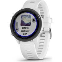 Relógio Monitor Cardíaco De Pulso Com Gps Garmin Forerunner 245 - Unissex