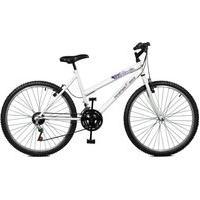Bicicleta Master Bike Aro 26 Feminina Emotion 18 Marchas Branco