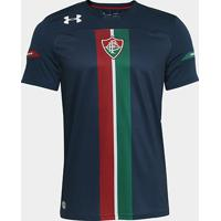 fe77a40e2b Netshoes  Camisa Fluminense Iii 19 20 S N° - Torcedor Under Armour Masculina  -