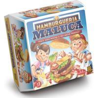 Jogo De Tabuleiro - Hamburgueria Maluca - Grow