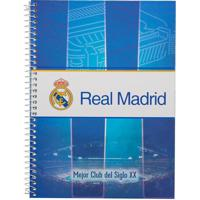 Caderno Foroni Real Madrid Tarja 10 Matérias
