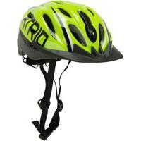 Capacete Ciclismo Átrio Mtb 2.0 Led Viseira Removível Preto/Neon